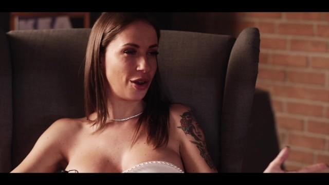 Pugliese porno malena la Gangbang con