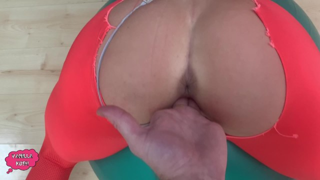 Athletic Girl Gets Fucked