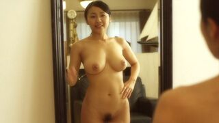 Naked women that had never shaved