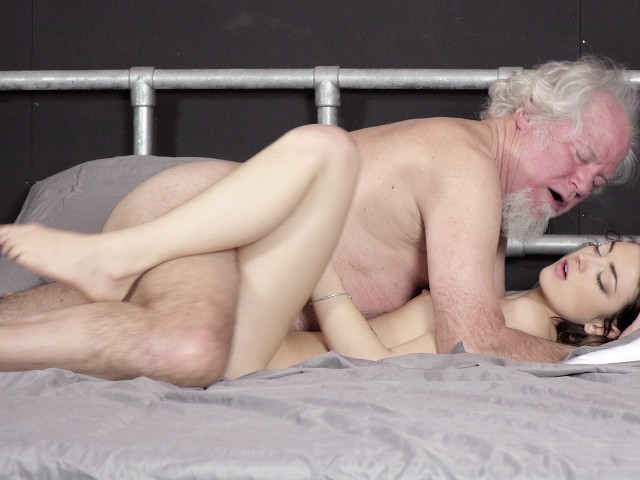 Old Man Creampies Young Girl