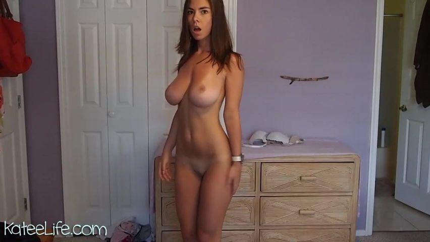 Strip dance big tits